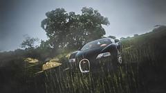 Bugatti Veyron EB 16.4 (nbdesignz) Tags: 6 mist black hot sexy cars beauty car digital gorilla sony turbo 164 gran bugatti turismo playstation supercar eb veyron gt6 polyphony ps3 playstation3 gtplanet nbdesignz