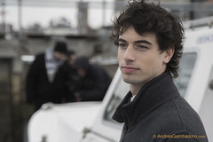 Boat - Anthony 1 (Andrea Gambadoro) Tags: camera movie actors photographer crew short actor backstage isle filming stills wight