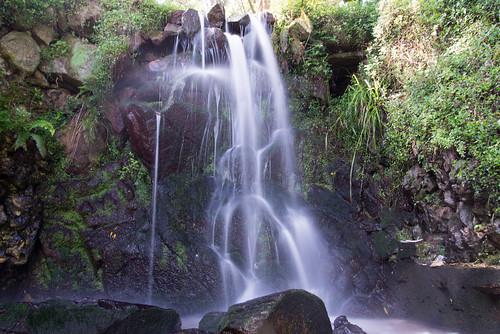 Waterfall near Sintra