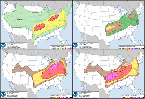 "SPC Outlook May-23-2011 • <a style=""font-size:0.8em;"" href=""http://www.flickr.com/photos/65051383@N05/13769266975/"" target=""_blank"">View on Flickr</a>"