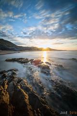 Calblanque Sunrise (2) (Legi.) Tags: sea seascape sunrise nikon tokina amanecer cartagena d600 calblanque 1116