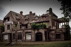 Palacio Sans Souci (Gus@lc) Tags: sans suoci lugares abandonados buenosaires tandil abandono olympus microcuatrotercios sin espejo