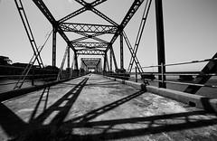 scamandernavian lines (Keith Midson) Tags: bridge scamander eastcoast tasmania steel australia