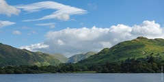 Late Afternoon in Ullswater (Ian Smith (Studio72)) Tags: rx100 sonyrx100 sony uk england cumbria lakedistrict ullswater landscape mountains lake sky scene scenery scenic afternoon sunshine shadows clouds warm quiet peaceful relax studio72