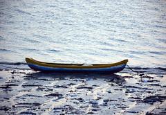 Waiting at the shore (Perceptive Photography) Tags: boat sea mumbai india perceptivephotography water nikonflickraward