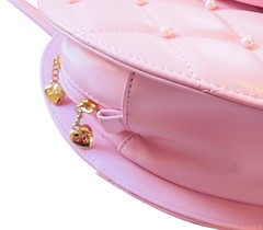 Lady Heart Quilting Bag (callistamarie) Tags: ladyheartquiltingbag heart bag purse angelicpretty ap pearl lolita lolitafashion lolitabrand haul brand angelicprettyusa magicalgirlme sweetlolita