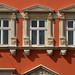 Central Lviv, window detail