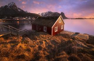 La Reine des iles Lofoten