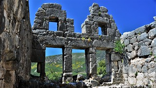 Arycanda - Ancient Lycian City