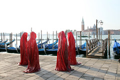 Guardians of Time by Manfred Kielnhofer Settle in During Art Biennial Venice 2013 (Art Beyond Limits) Tags: lighting light sculpture art public modern painting design gallery contemporary arts culture virtual installation visual ars biennale biennial lichtkunst artandarchitecture artcollectors callforentries artandconstruction