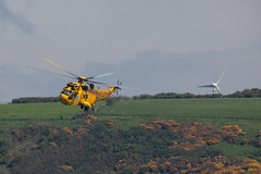 New Quay Wales Lifeboat--6.jpg (llaisymor) Tags: wales newquay helicopter lifeboat ceredigion sar raf seaking rnli