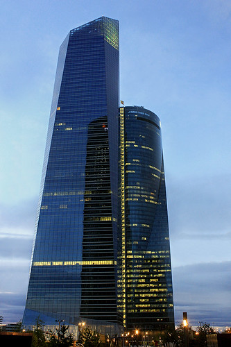 MADRID / Cuatro Torres Business Area CTBA (21/05/2013)