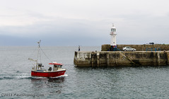 Fishing Boat Entering Outer Harbour - Megavissey, Cornwall, England, UK (Paul Diming) Tags: uk greatbritain england landscape boats boat spring unitedkingdom fishingboat fishingvillage mevagissey mevagisseycornwall d7000 mevagisseyuk pauldiming mevagisseycornwallengland mevagisseyengland