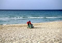 198708 am Strand von Varadero (gerhard_hohm) Tags: strand varadero kuba karibikinsel