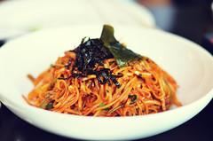 [088] - Veg Noodle Stir Fry @AoiMumbai (jathdreams) Tags: food vintage japanese 50mm bokeh ramen 50mmf14d
