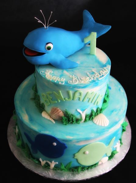 The Worlds Best Photos of cake and sealife Flickr Hive Mind