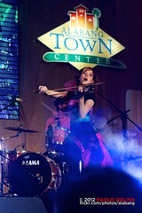 Lindsey Stirling at Alabang Town Center (alabang) Tags: stirling philippines dancer ze