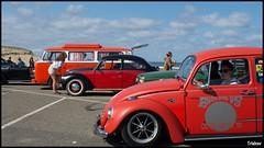 Cox troc 2013 (Trialxav) Tags: vw volkswagen nikon oldschool cox d200 split combi troc soustons rassemblement 2013 voituresancienne