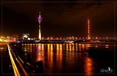 Düsseldorf (Schneeglöckchen-Photographie) Tags: city stadt düsseldorf rhine rhein