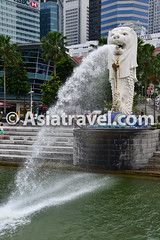 singapore_merlion_0018_3072x4608_300dpi (Asiatravel Image Bank) Tags: travel singapore asia merlion asiatravel singaporemerlion asiatravelcom