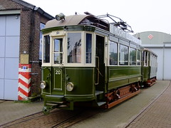 20 43 Electrische Museumtramlijn Amsterdam 22nd September 2013 (Cooperail) Tags: holland netherlands amsterdam electric museum europe tram line september railways nederlandsche spoorweg 2013 electrische museumtramlijn
