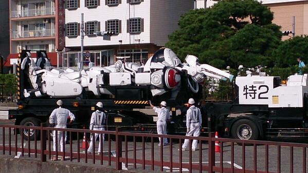機動警察寫實版計劃 特車2課 進駐靜岡縣熱海市