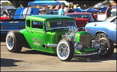 Lil Green Tee (greenthumb_38) Tags: california cruise hotrod costamesa lowrider carshow 70200mm ocfair ocfairgrounds canon40d crusinforacure jeffreybass cancercruise sept2013 cancercruise2013