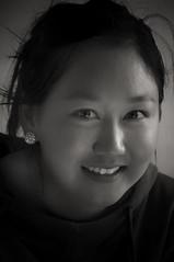 ALLA SOLA SUA MANIERA (Claudia Ioan) Tags: light portrait woman blackwhite donna nikon asia mongolia bond ritratto luce biancoenero legame paoloruffilli claudiaioan allasolasuamaniera dicembre2013challengewinnercontest