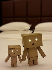 We join the business trip (Alfred Life) Tags: danboard