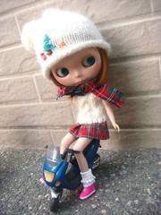 Blythe cable knitted sweater jumper