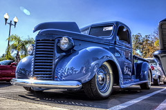 Gasoline Alley Customs & Classics Car Show (dmentd) Tags: chevrolet 1940 pickup chevy