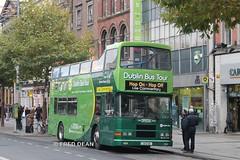 Dublin Bus RA219 (95D219). (Fred Dean Jnr) Tags: volvo alexander olympian opentop pboro dublinbus oconnellstreetdublin busathacliath dublincitytour november2013 ra219 95d219