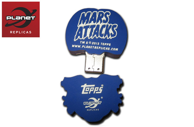 火星人入侵USB隨身碟推薦!