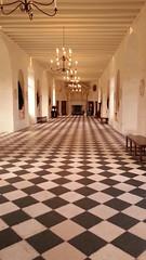 la Galleria di Caterine De Medici- Castello di Chenonceau