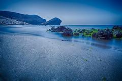 PLAYA DE MONSUL 07 (www.ignaciolinares.com) Tags: blue beach azul mar spain cabo rocks playa andalucia cielo desierto almeria cabodegata rocas monsul playademonsul playasdealmeria desiertocabodegata playasdelcabodegata