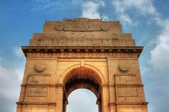 Dehli IND - India Gate Dehli 02