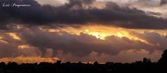 Nuances de um amanhecer em Linhares (Las Pompermaier) Tags: cidade sol cores nuvens manh nuances linhares