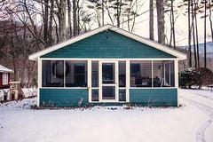 catskills-2014-31 (chrisrushing) Tags: houses winter vacation snow newyork mountains cold nature river january newyorkstate catskills gf1 phonecia