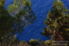 tief blaues Meer