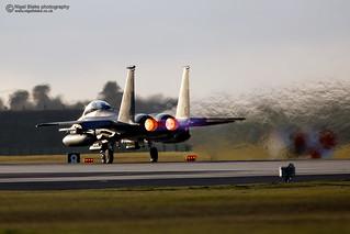 McDonnell Douglas Boeing F15E Strike Eagle 96-0204