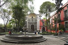 Mexico City, Mexico, January 2014