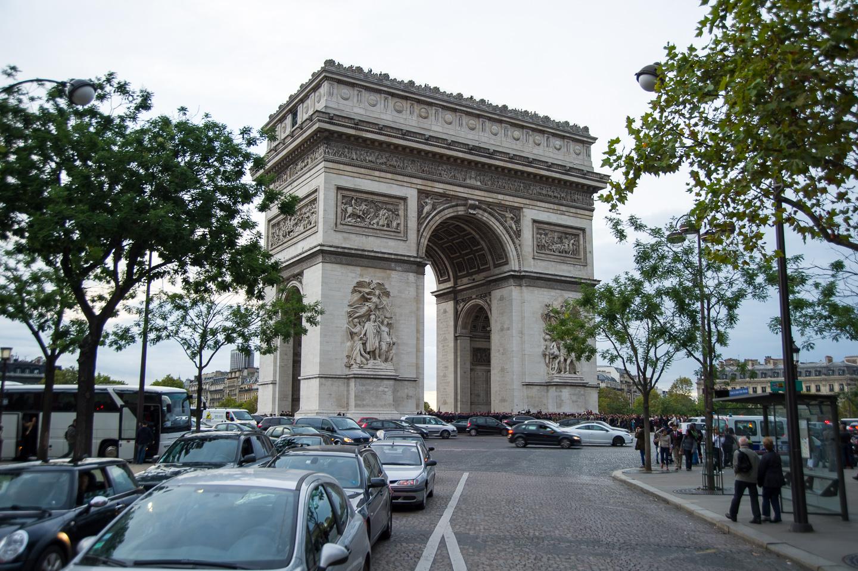 2013 歐洲行第一站:法國‧巴黎(Paris)