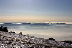 Winter Impression [Explored] (Sroub) Tags: winter mountains fog clouds inversion beskydy radhost mygearandme mygearandmepremium mygearandmebronze thebeskidsmountains vision:beach=0782 vision:sunset=0911 vision:outdoor=099 vision:clouds=099 vision:sky=099 vision:car=0519 vision:ocean=0978