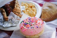 Food Trailer Feast (will.tung) Tags: food chicken 35mm austin texas sony hey cupcake trailer f18 18 waffles fried empanada nex6 hotschedules