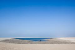 (Peter de Krom) Tags: beach netherlands dunes horizon kijkduin terheijde sandengine zandmotor