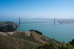 Golden Gate Bridge Mar '14 - 75 (www.bazpics.com) Tags: ocean sanfrancisco california ca bridge usa west america golden coast scenery gate ship view pacific hill scenic goldengatebridge viewpoint sausolito barryoneilphotography