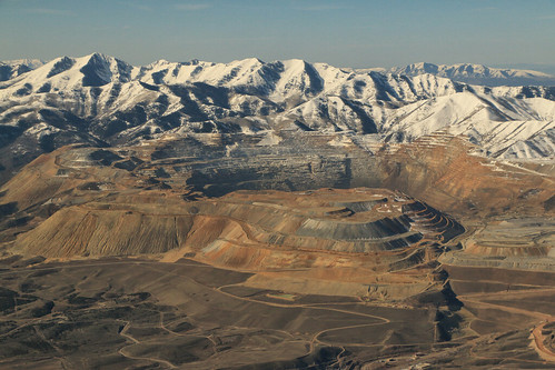 Thumbnail from Bingham Canyon Copper Mine