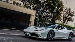 white paris cars coffee car canon photography flickr awesome super ferrari spot voiture exotic spotted expensive blanc supercar spotting sportscar sportscars speciale supercars streetcars 2014 d600 458 worldcars hypercars worldofcars