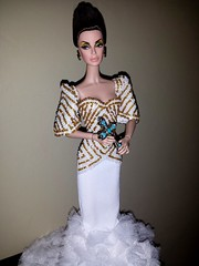 Flores de Mayo (my scene junkie) Tags: fashion dolls filipiniana floresdemayo jasonwu fashionroyalty integritytoys monogramjubilation