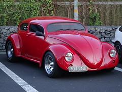 1970 Volkswagen 1200 (harry_nl) Tags: netherlands amsterdam volkswagen beetle nederland hotrod 1200 kfer kever 2014 7015ne sidecode2